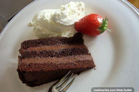 NAJČOKOLADNIJA TORTA