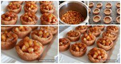 Kosarice sa jabukama i karamelom