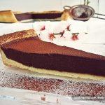 Obična čokoladna pita