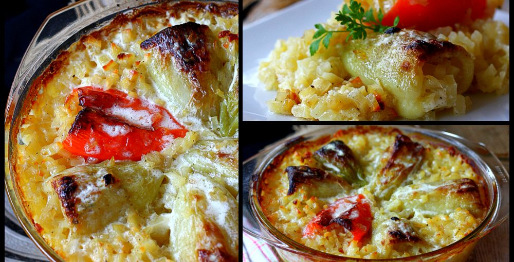Paprike i krompir