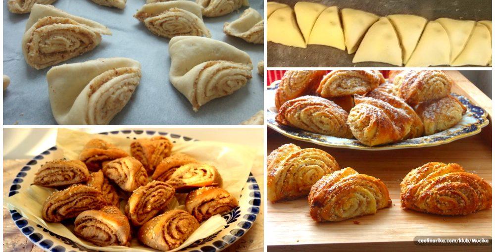 Tarçınlı Çörek(turski keksici s cimetom)